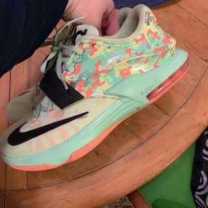 a93e898cdcf1 Nike Kd Easter Shoes on Poshmark